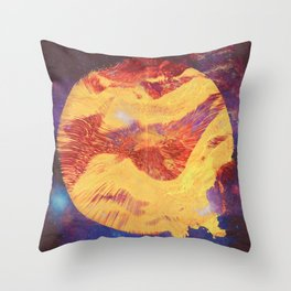 Metaphysics no3 Throw Pillow