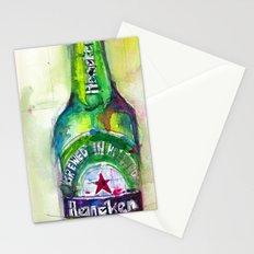 Heineken Beer, Happy Friday Stationery Cards