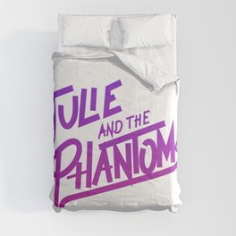 Julie and the phantoms Comforters