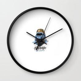 Harambe Wall Clock