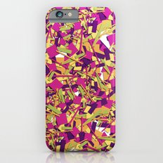 Color pieces Slim Case iPhone 6s