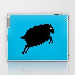 Angry Animals: Sheep Laptop & iPad Skin