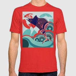 Seven Seas Explorer  T-shirt