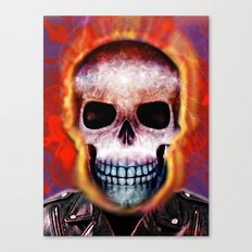 Ghost Rider Canvas Print