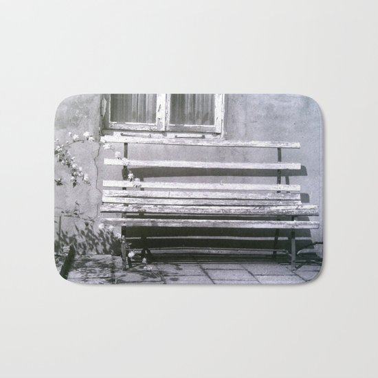 Many quiet moments to rest Bath Mat