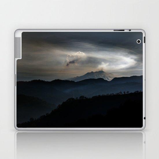 Vulcan Etna Laptop & iPad Skin