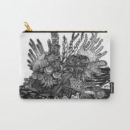 Hidden Cuttlefish Carry-All Pouch