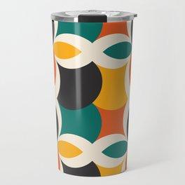 Midcentury Pattern 09 Travel Mug