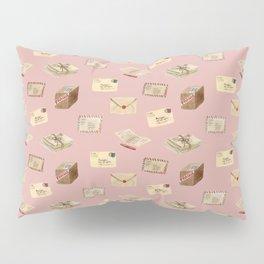 Vintage Mail Pillow Sham