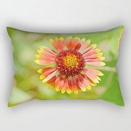 Bright Beauty Rectangular Pillow