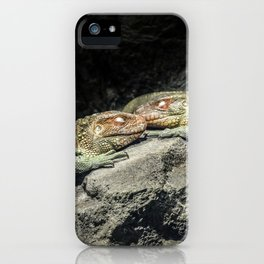 Dreaming Deep iPhone Case