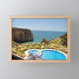Photography (Carvoeiro, Portugal) Framed Mini Art Print