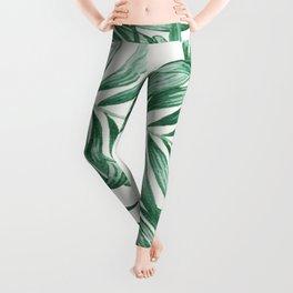 Palm Leaves Leggings