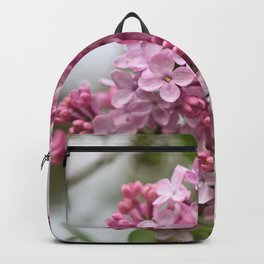 Lilacs Early Spring Backpack