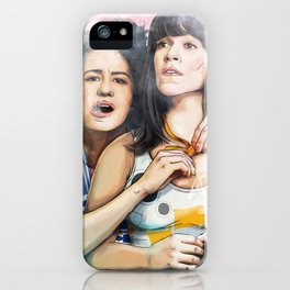 These Are The Broads You Are Looking For iPhone Case