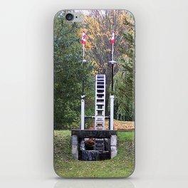 Country Water Wheel iPhone Skin