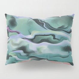 Waves In Harmony Pillow Sham