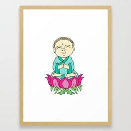 Buda  Framed Art Print