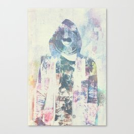 Kenny Dub Canvas Print