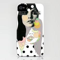 b & w iPhone (4, 4s) Slim Case