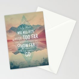 Adventure&Mountain Stationery Cards