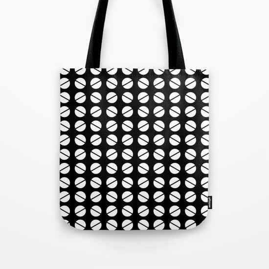 Fortuyn Pattern Tote Bag