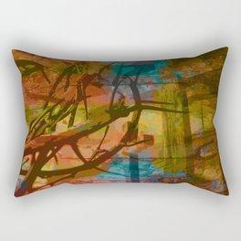 Crown for the Cross Rectangular Pillow