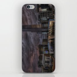 eggHDR1357 iPhone Skin