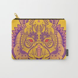 Zentangle Tiger  Carry-All Pouch