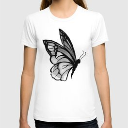 Ink butterfly T-shirt