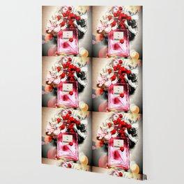 Eau de Parfum Pink Wallpaper