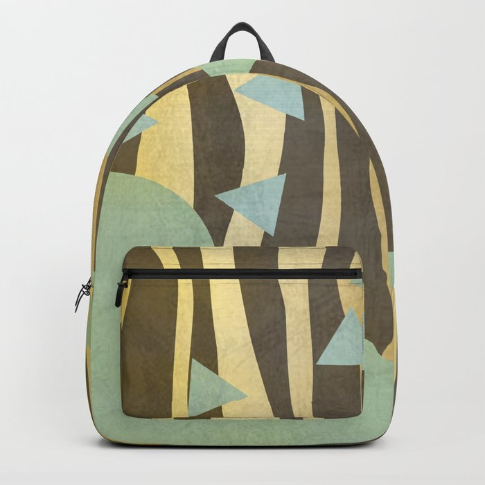 Wild Luxury #society6 #buyart #decor Backpack
