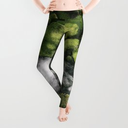 Feel the Wetness in the Air Leggings
