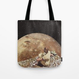 She's going to change the world ... Tote Bag