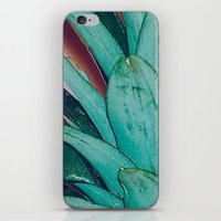 pinapple iPhone & iPod Skins featuring Pinapple by 83 Oranges™