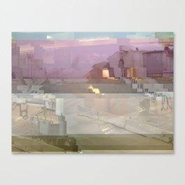 Disorient Canvas Print