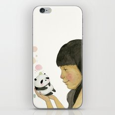 I adore you, baby iPhone & iPod Skin
