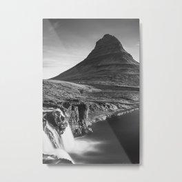 Classic Iceland Metal Print