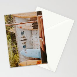 lets surf xii Stationery Cards