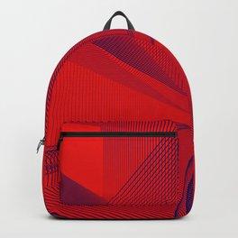 Geometric sexy art Backpack