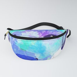 basil the lab Fanny Pack