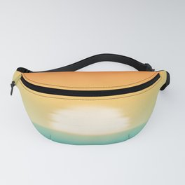 Into the horizon Fanny Pack