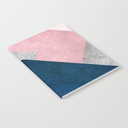 Modern Mountain No2-P1 Notebook