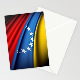 Flag of Venezuela Stationery Cards
