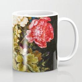 Ambrosius Bosschaerts The Elder - Still Life with flowers Coffee Mug