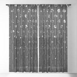 Polkadots Jewels G191 Sheer Curtain