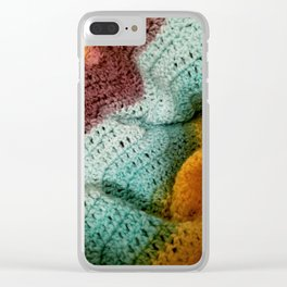 Cozy Clear iPhone Case