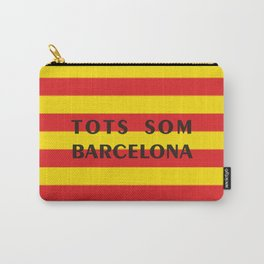 Tots Som Barcelona Carry-All Pouch