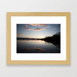 Cotswold Framed Art Print