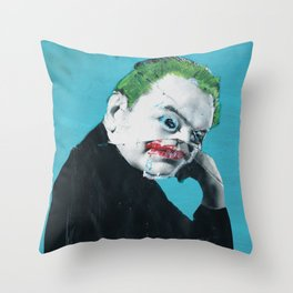 you're so art daahling Throw Pillow